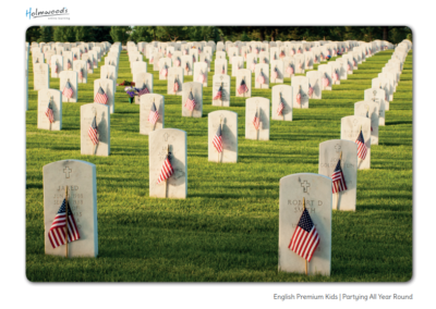 Flashcards PAYR Memorial Day